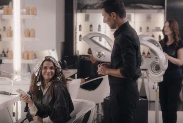 Francesca-Piani-makeup-artist-commercials-POSTE